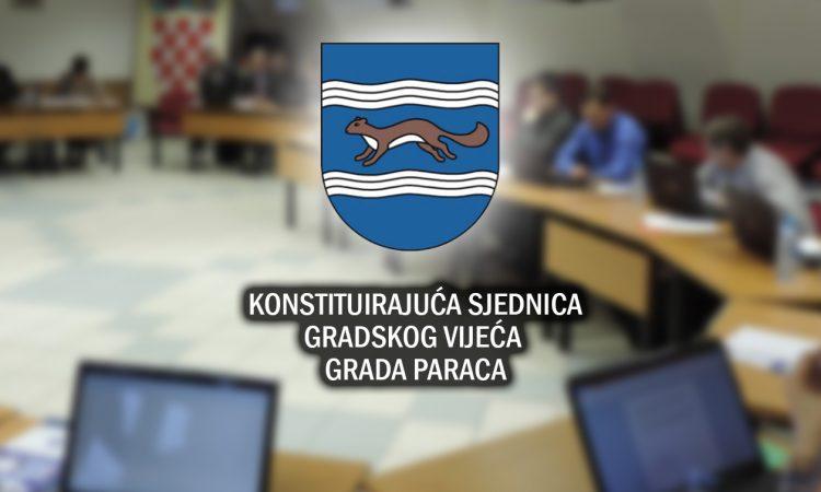 GRADSKO VIJEĆE PAKRAC Konstituirajuća sjednica 14. lipnja