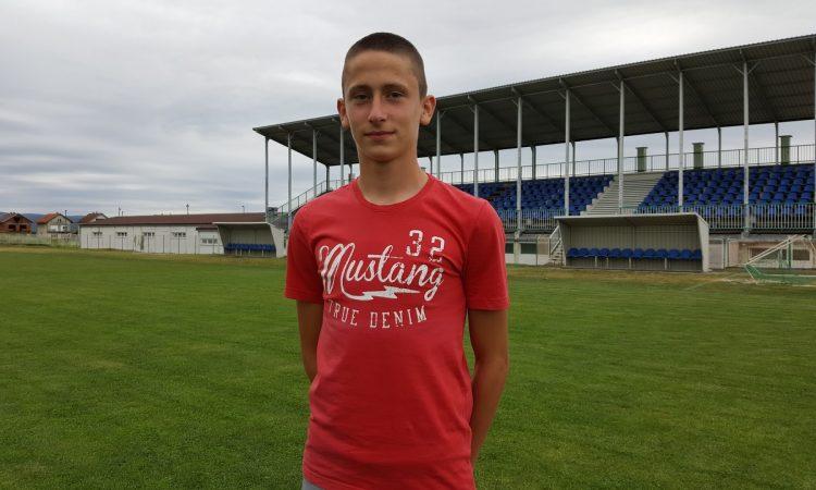 IZ PAKRACA PREKO OSIJEKA Marko Milošević u U14 reprezentaciji Hrvatske!