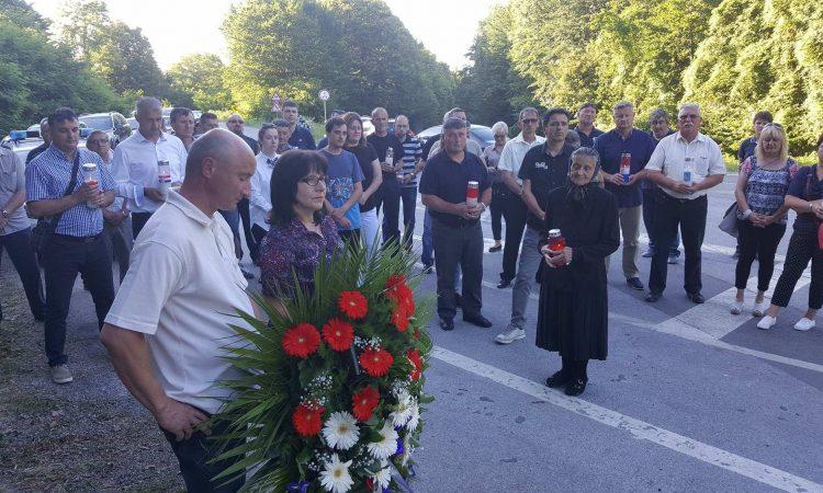 Komemoracija povodom 26. godišnjice pogibje Vlade Laučana