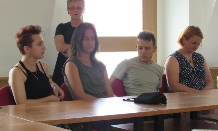 """VOLONTERSKI KAMP PAKRAC Održana Konferencija """"Mladi-enigma za starije"""""""