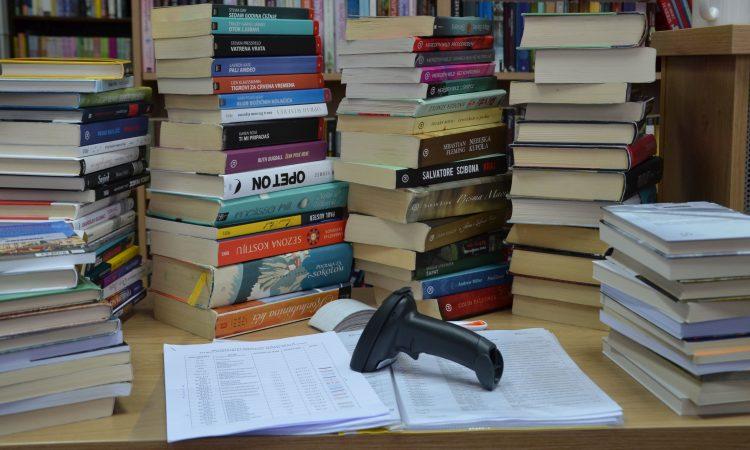 Od 24. srpnja do 7. kolovoza Knjižnica će biti zatvorena za korisnike