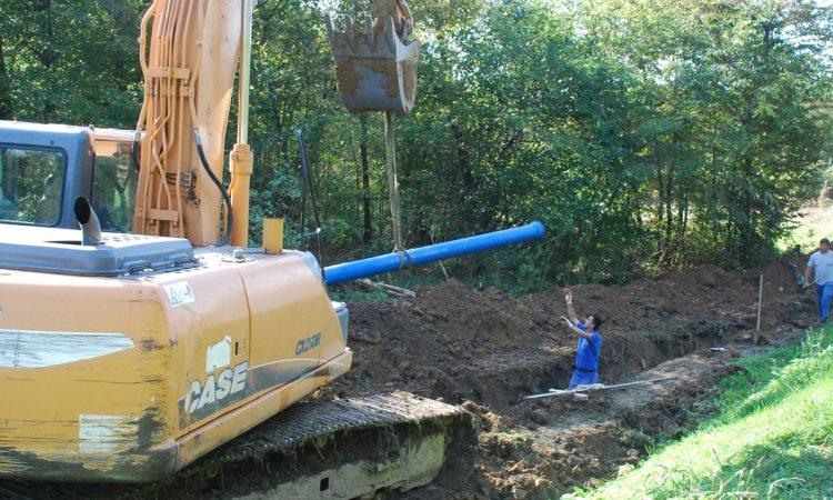 SELA SJEVEROZAPADNOG PAKRAČKOG BAZENA Na proljeće kreće izgradnja vodovoda