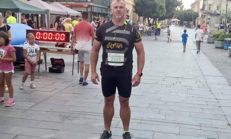"""DELIŠIMUNOVIĆ Odrađena dva """"vruća"""" polumaratona"""