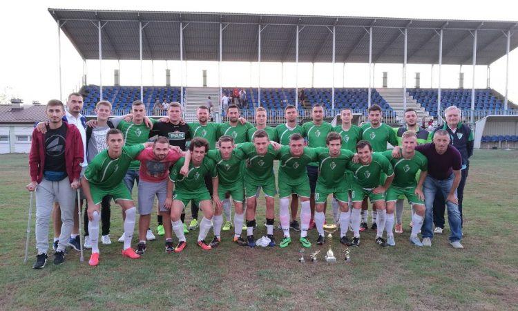 TURNIR POVODOM DANA HRVATSKIH BRANITELJA Hajduk osvojio turnir, Lipik treći
