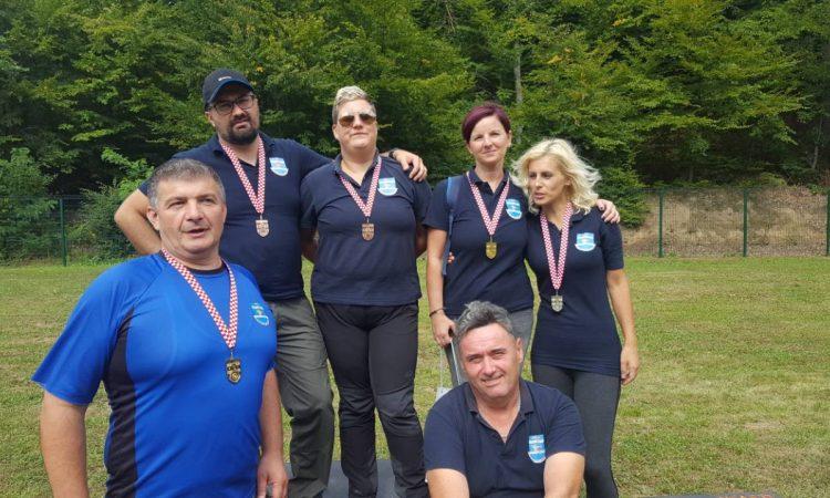"""SK """"KUNA"""" PAKRAC Streličari ponovo uspješni u Novom Marofu"""