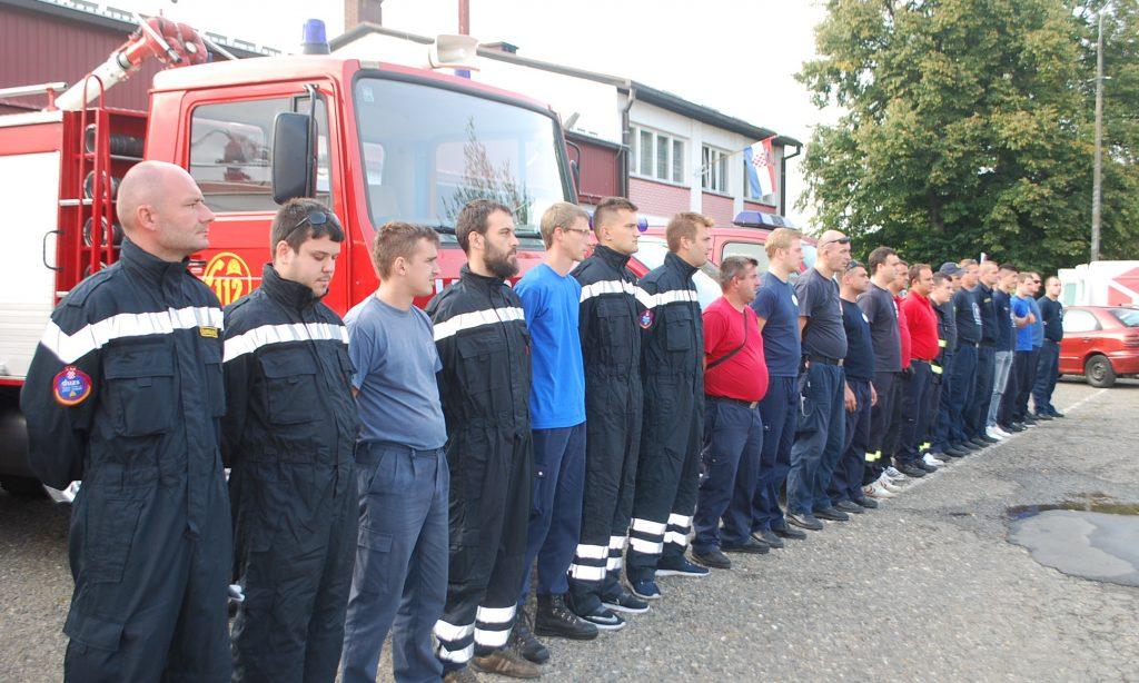 HITNA POMOĆ DALMACIJI Vatrogasci Pakraca i Lipika otišli na požarište kod Benkovca