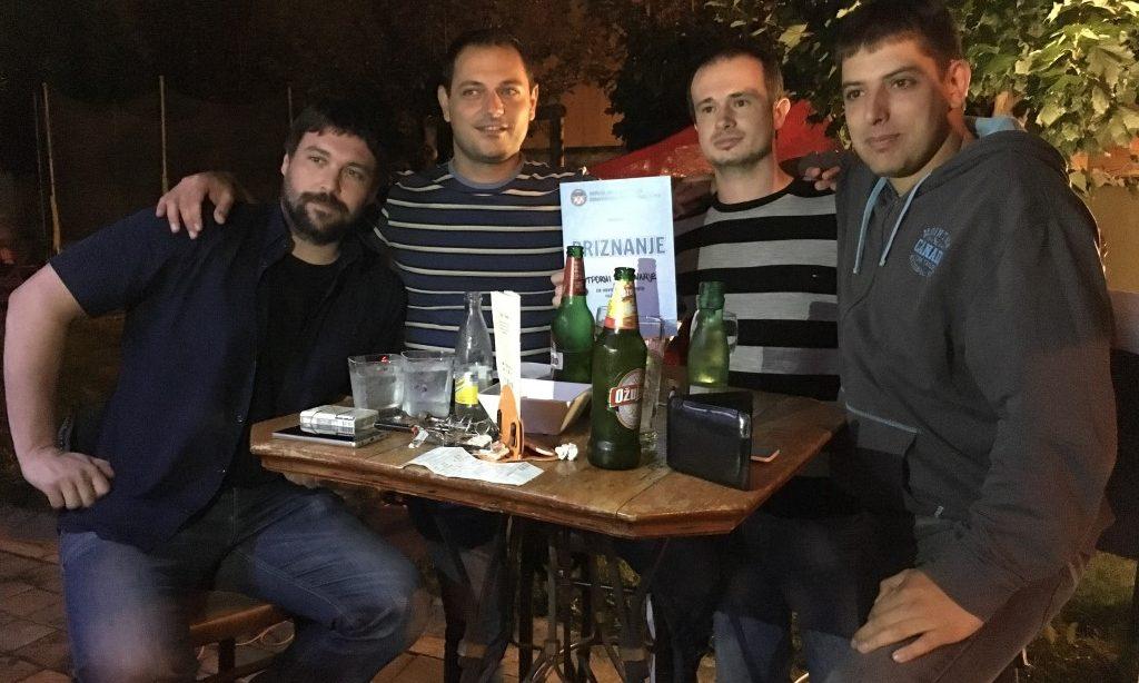 """PUB KVIZ U HOTELU PAKRAC """"Otporni na znanje"""" ponovo na prvom mjestu"""
