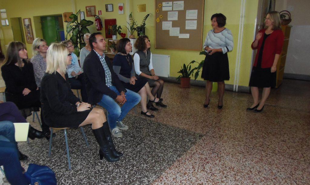 OŠ BRAĆE RADIĆ: 20.000 EURA IZ PROGRAMA ERASMUS+ Ulaganje u rad s darovitim učenicima