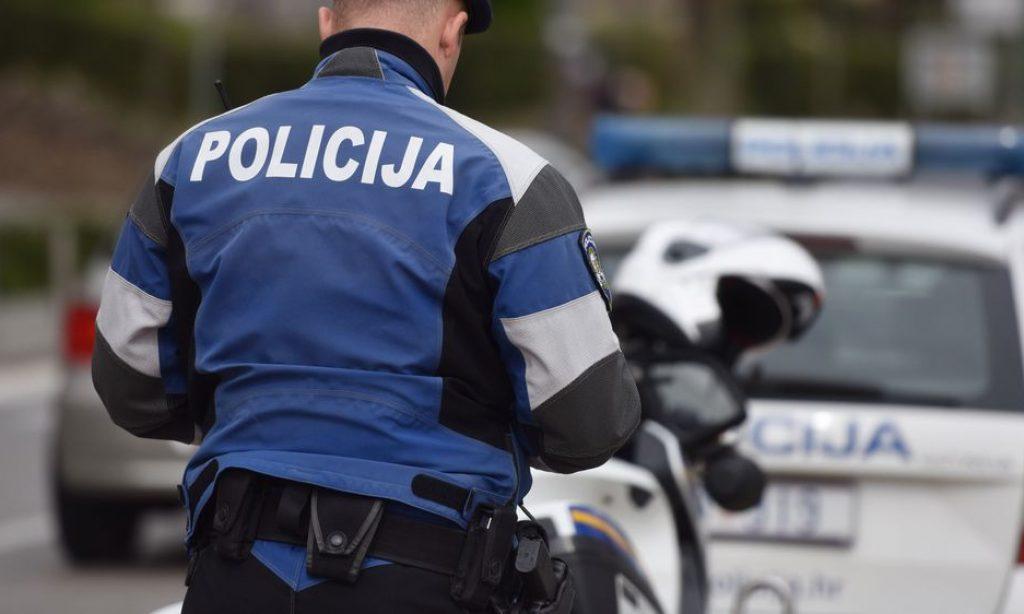 SUTRA POLICIJSKA AKCIJA – 24 satni nadzor brzine!