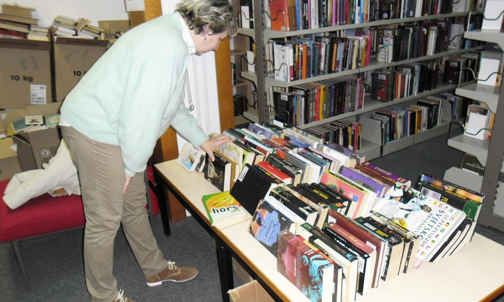 SRETNI DANI U KNJIŽNICI Opraštanje zakasnine i rasprodaja knjiga po simboličnim cijenama!