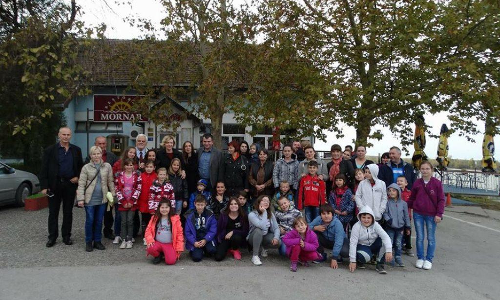 VIJEĆE SRPSKE NACIONALNE MANJINE Pakračani posjetili Dalj i Vukovar