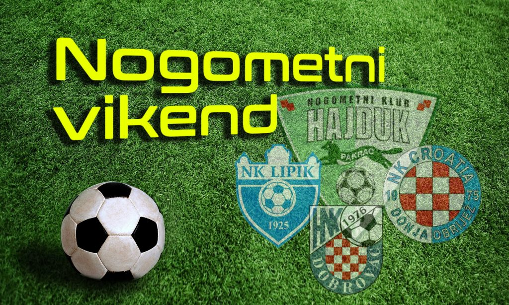 NOGOMETNI VIKEND Hajduku bod, Dobrovac nokautiran, a Obriježani slavili!