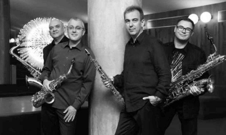 KONCERT Zagrebački kvartet saksofona u OGŠ Pakrac