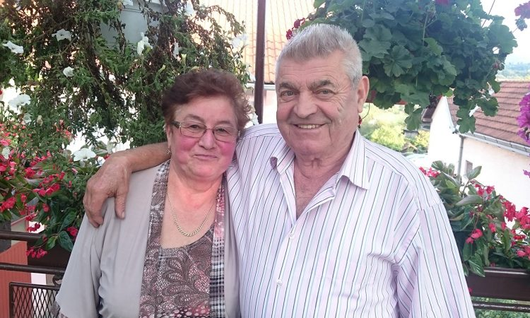 Antonija i Mijo Kadežabek – proslavili 50 godina braka: Udat ću se, ali odmah