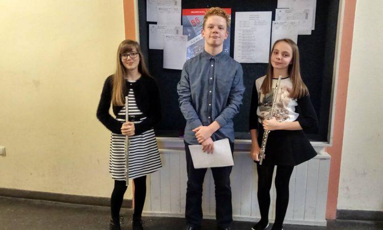 REGIONALNO NATJECANJE KOMORNIH SASTAVA Pakrački trioLA osvojio drugu nagradu
