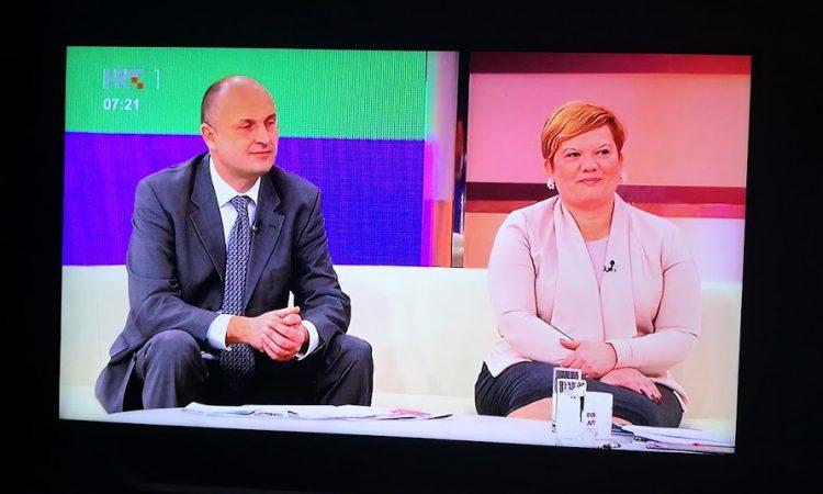 """""""DOBRO JUTRO HRVATSKA"""" Mladima ponuditi sve što treba za ostanak u Pakracu"""