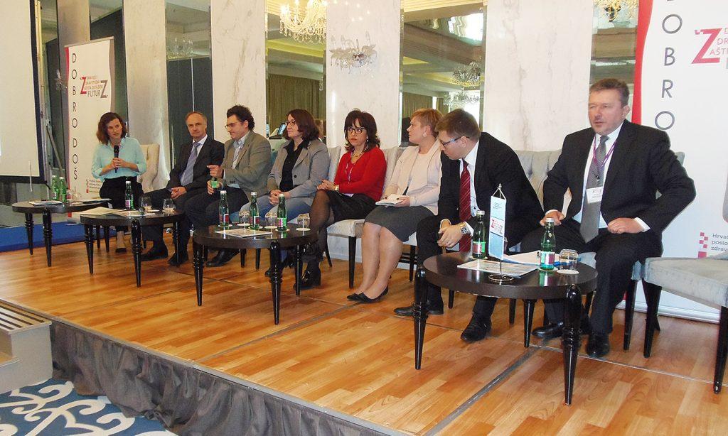 MEĐUNARODNI KONGRES U OPATIJI Blažević predstavila motivacijske mjere za dolazak liječnika u Pakrac