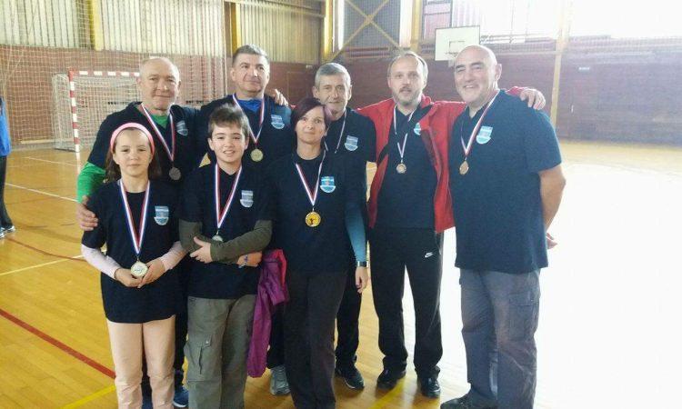 USPJEŠAN VIKEND Osam Kuna – osam medalja!