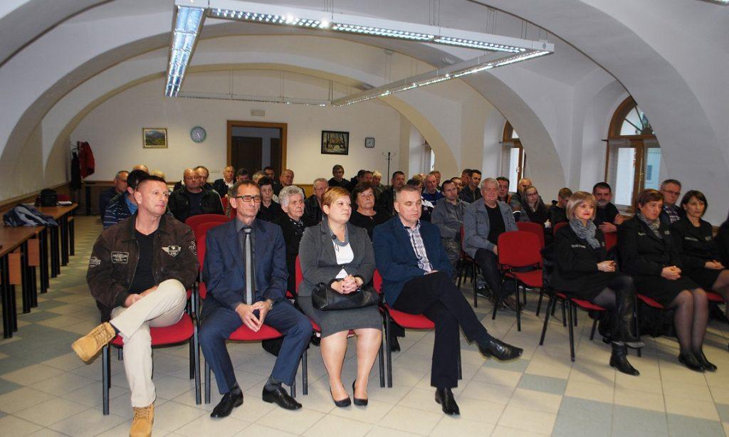 UDRUGA HRVATSKE POLICIJE BRANITELJA PAKRACA I LIPIKA Miroslav Ivančić ponovo predsjednik