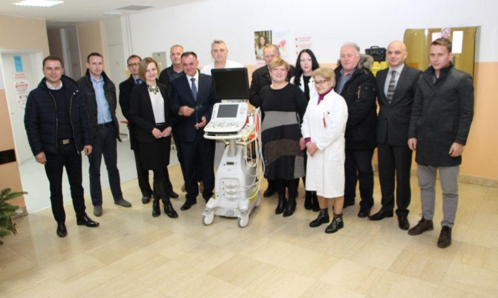 ZA BOLJU DIJAGNOSTIKU  Načelnici, gradonačelnici i župan osigurali 500 tisuća kuna za kupnju novog aparata pakračkoj bolnici
