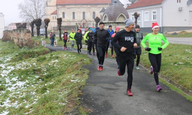 REKREATIVNO TRČANJE Startala zimska trening liga