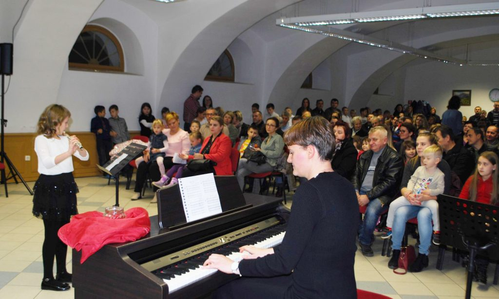 OGŠ PAKRAC Koncert u povodu sv. Nikole