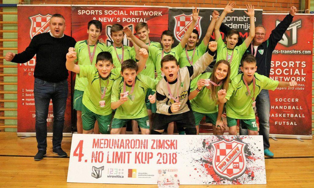 DVORANSKI TURNIRI HAJDUKOVE MLADEŽI Respektabilna sezona Hajdukove djece