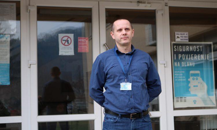 POLICIJSKA UPRAVA POŽEŠKO-SLAVONSKA Robert Hrastić novi načelnik Policijske postaje Pakrac