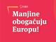 JAVNA TRIBINA 'Niste sami. Milion potpisa za raznolikost u Evropi'