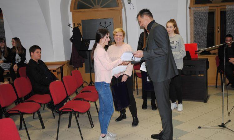 VEČER DOMOLJUBNE PJESME, POEZIJE I PROZE Nagrade Eleni Lenče i Lari Štimac