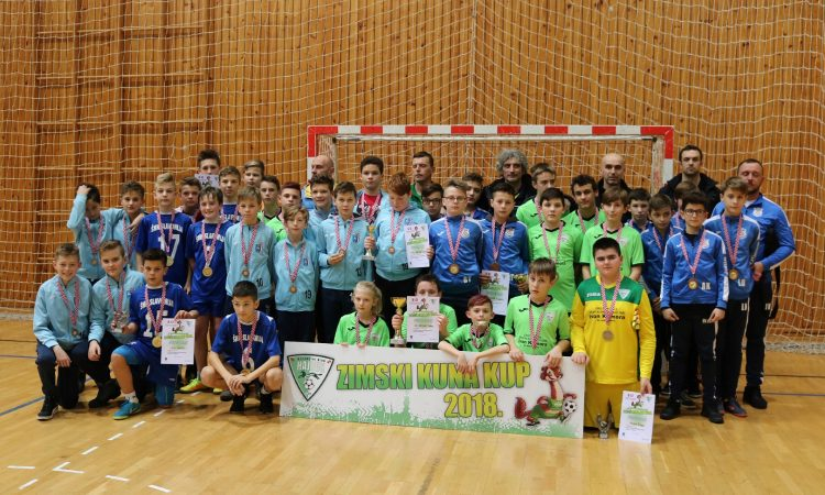 ZIMSKI KUNA KUP – U12 Slavonija osvojila turnir, domaćinu srebro