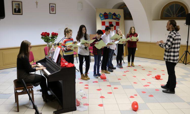 OGŠ Pakrac – Koncert povodom Valentinova
