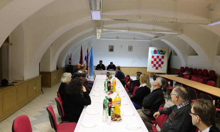 Godišnja skupština Društva Mađara Pakrac