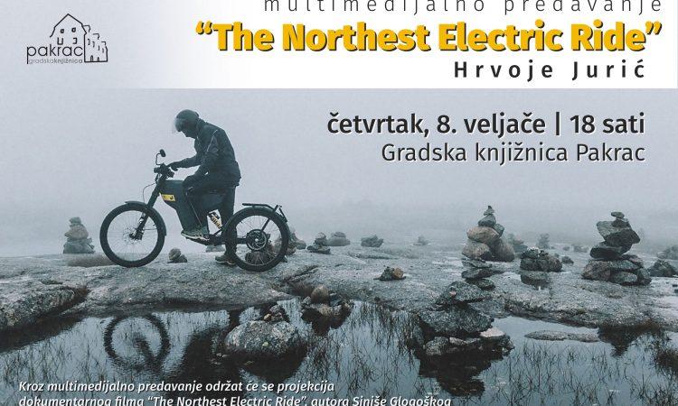GRADSKA KNJIŽNICA PAKRAC Biciklom kroz Norvešku