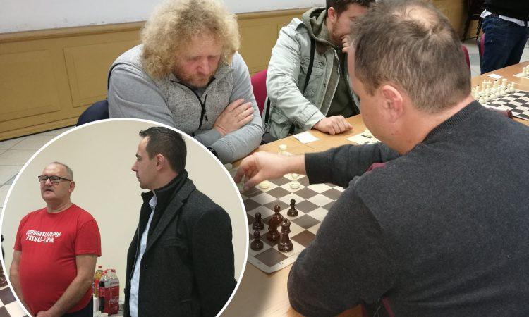 TURNIRI UDRUGA Otvoreno šahovsko i pikado natjecanje