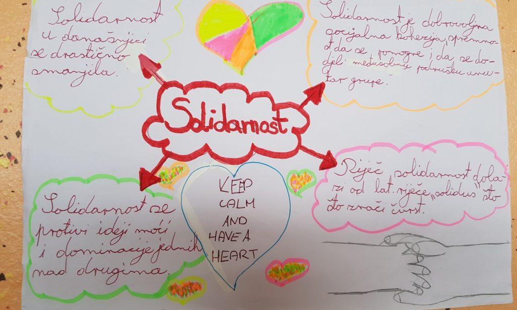 P.S. POKRENI SOLIDARNOST! Pakrački osnovnoškolci sudjeluju u međunarodnom projektu!