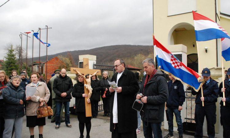 "U SUBOTU 17. OŽUJKA 9. ""Križni put grada Pakraca"""