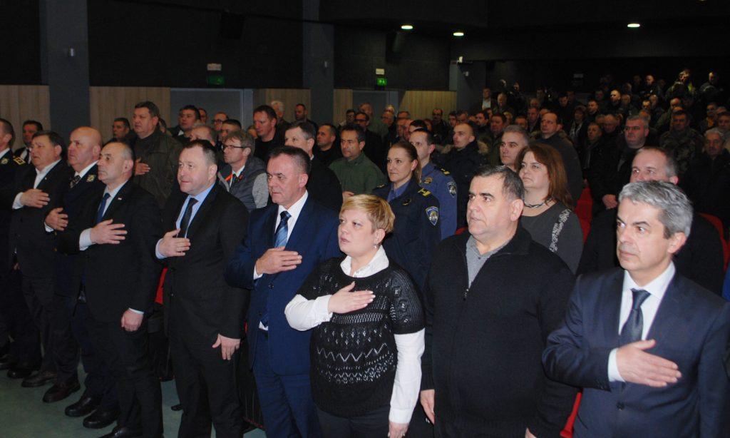 OBILJEŽAVANJE OBLJETNICE POČETKA DOMOVINSKOG RATA Uvijek ćemo štiti istinu o Domovinskom ratu i prava hrvatskih branitelja