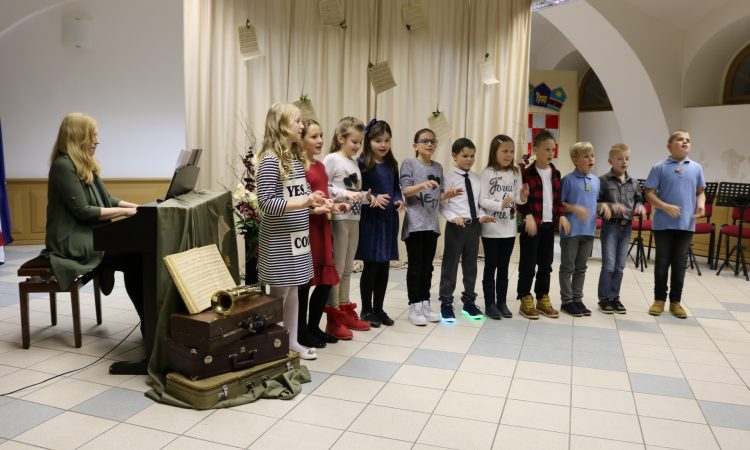 OSNOVNA GLAZBENA ŠKOLA PAKRAC – Koncertom proslavljen Dan škole