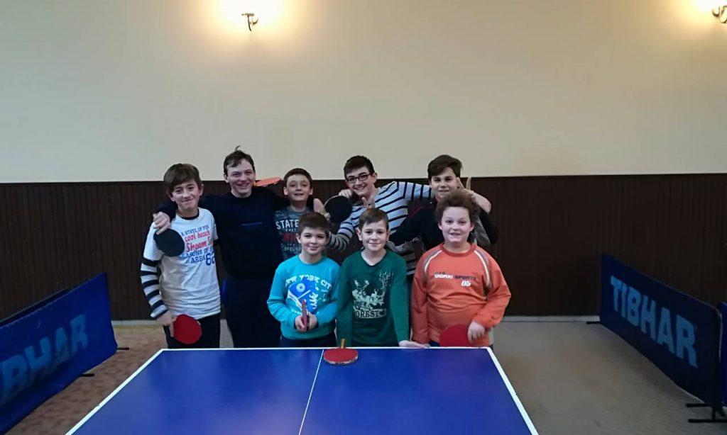 DAN GRADA PAKRACA  Sportski vikend – stolni tenis i rukomet
