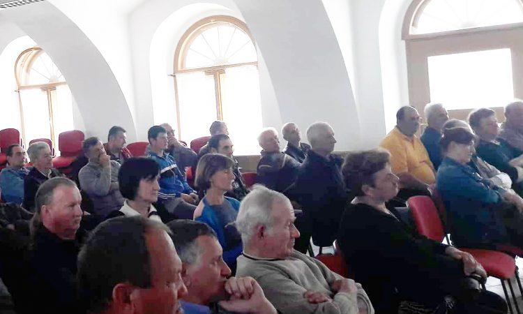 TRIBINA SNV PAKRAC Zakonske izmjene nova prilika poljoprivrednicima