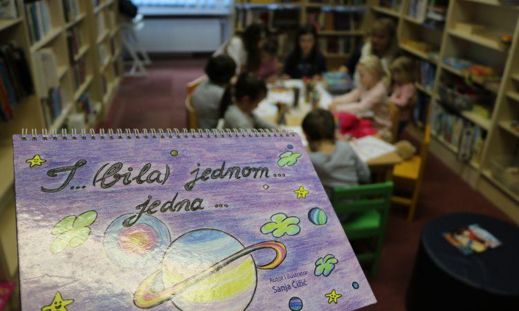 GRADSKA KNJIŽNICA Dječje književno poslijepodne