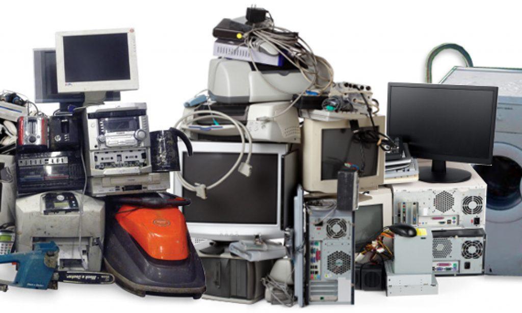 ELEKTRONSKI OTPAD Besplatno preuzimaju odbačene elektroničke uređaje