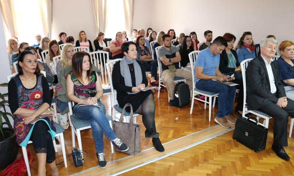 U HOTELU PAKRAC Pakrac domaćin educiranju socijalnih radnika