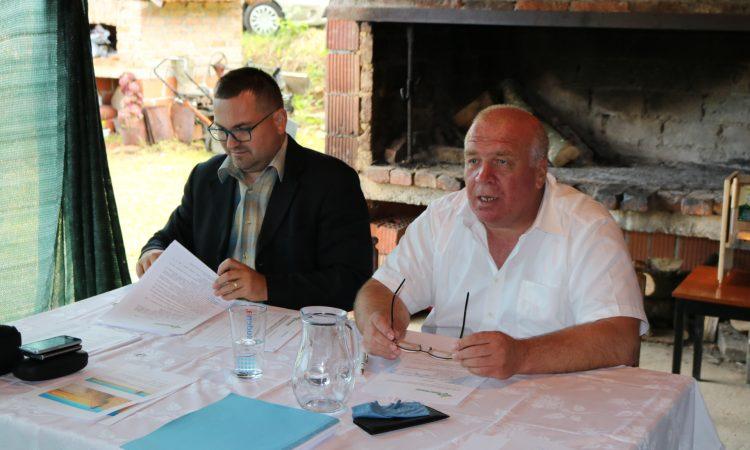 SKUPŠTINA LAG-a ZELENI TROKUT  Marijan Širac novi predsjednik