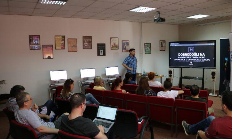 MULTIPAK U KNJIŽNICI- Proaxis prezentacija i radionica SMARTBOARD, NCOMPUTING i RUCKUS