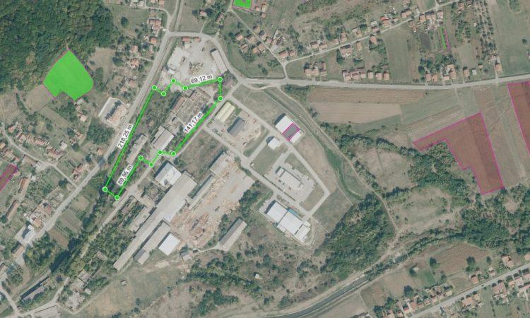 GRAD PAKRAC POZIVA PODUZETNIKE Iskaz interesa za zemljište u poduzetničkoj zoni