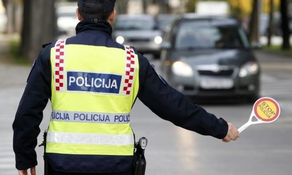 POGORŠANJE STANJA SIGURNOSTI U PROMETU Policija pojačava kontrole