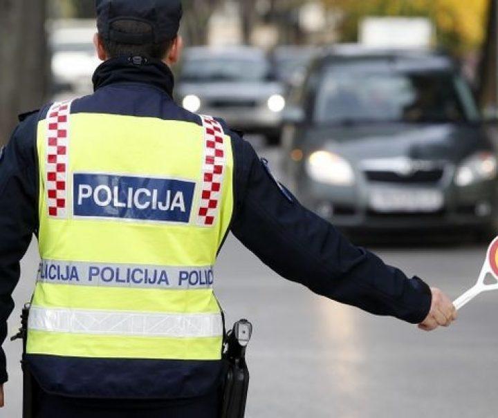 POLICIJA: Za seriju prekršaja kazna 22.500 kuna