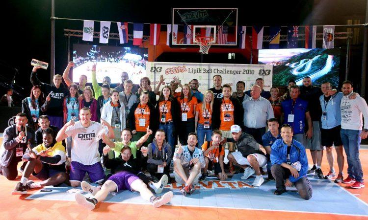 20. LIPIČKI STREETBALL Latvijci iznenađujući pobjednici